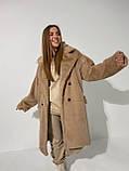 Шуба женская из искусственного меха, фото 10