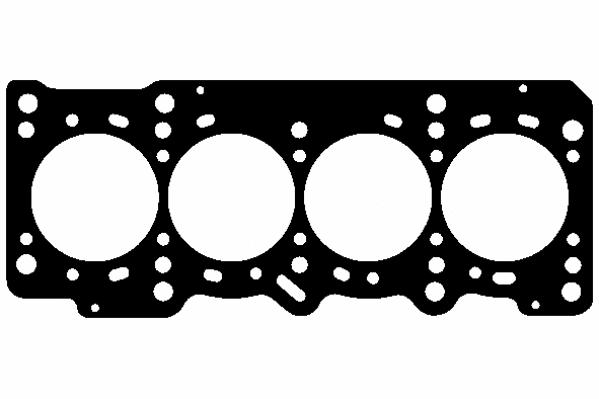 Прокладка головки блока цилиндров Fiat Doblo 1.2i 8v