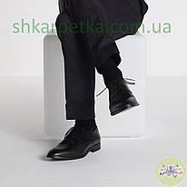Носки мужские демисезонные черные
