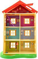 Большой музыкальный семейный домик свинки Пеппы - Peppa Pig Lights Sounds Family Home (95765), фото 3