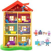 Большой музыкальный семейный домик свинки Пеппы - Peppa Pig Lights Sounds Family Home (95765), фото 2