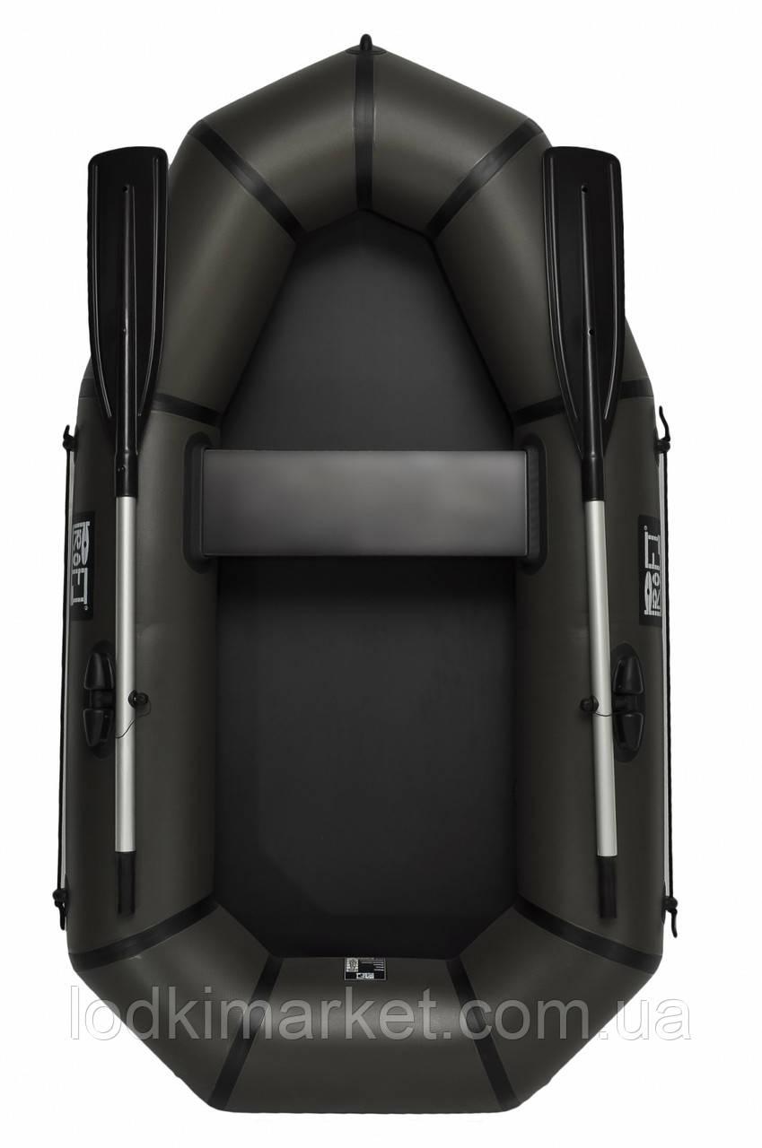 Лодка пвх надувная полутораместная PROFI L-220L