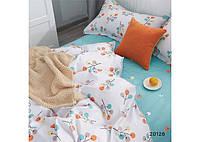 Комплект постільної білизни Вилюта Євро ранфорс 20126, фото 1