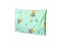 Подушка силіконова для немовля Мікрофібра 40*60, фото 1