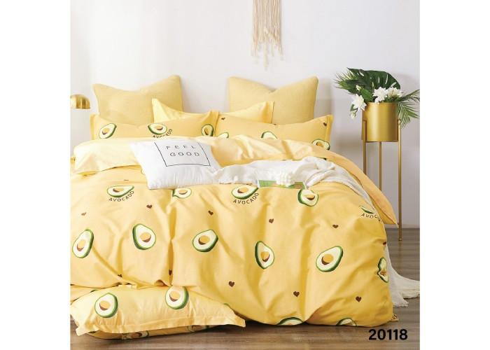 Комплект постельного белья Евро Вилюта Ранфорс 20118