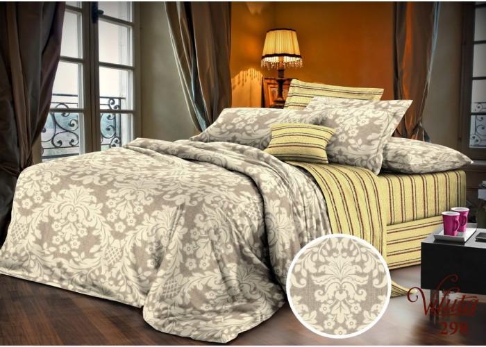 Комплект постельного белья семейный Вилюта Сатин Twill 298