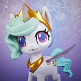 My Little Pony интерактивная Принцесса Селестия   Волшебный поцелуй 25 см, фото 4