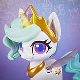 My Little Pony интерактивная Принцесса Селестия   Волшебный поцелуй 25 см, фото 6