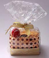 Косметические махровые салфетки в подарочной упаковке.