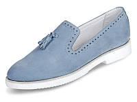 Женские туфли Mida 39 Голубой 21992 324 39, КОД: 1540982