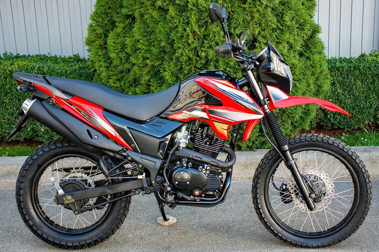 Мотоцикл эндуро Loncin LX200GY-3 Pruss