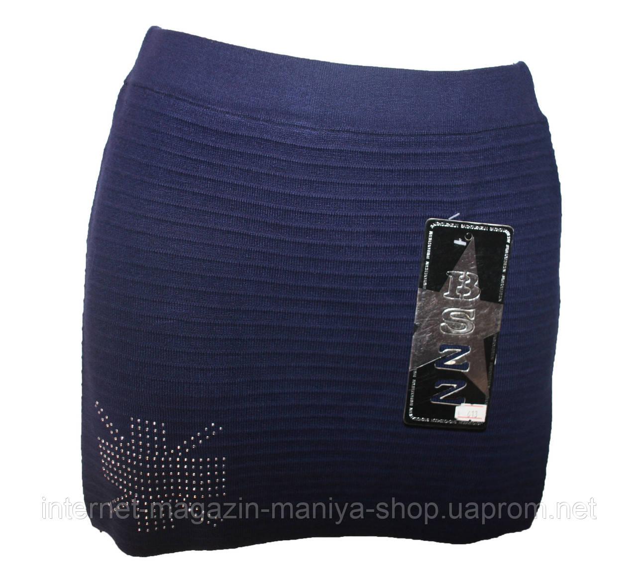 Женская юбка тканевая