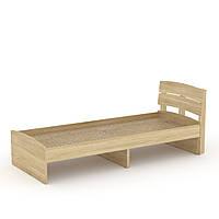 Кровать Модерн 80 Компанит дуб сонома, КОД: 2350859
