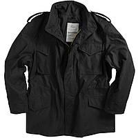 Куртка Alpha Industries M-65 XXL Black, КОД: 1313273