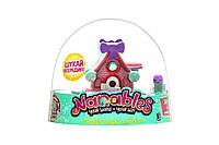 Игровая фигурка Nanables Jazwares Small House Студия танца Луи Поп NNB0016, КОД: 2430141