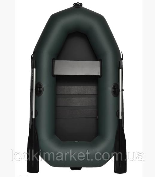 Лодка пвх надувная полутораместная PROFI P-220