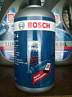 Тормозная жидкость BOSCH DOT4 (1 литр) 1 987 479 107