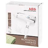 Фен AEG HTD 5584 (2200 Вт) White, фото 5