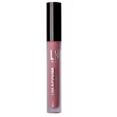 Блеск для губ LN Professional Lip Lacquer Gloss лаковый LN 3248 тон 02 Розовый фламинго