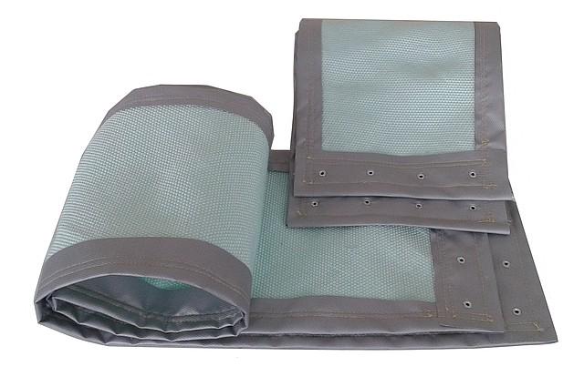 Огнестойкие защитные одеяла и чехлы