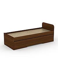 Кровать 80+70 Компанит орех экко, КОД: 2350554