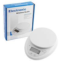 Весы кухонные электронные, весы для кухни B05, 5кг (1г)