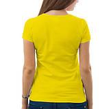 Женская Футболка Pokemon GO ( Желтая ), фото 2
