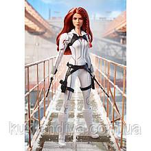Коллекционная Barbie Marvel's Black Widow Черная Вдова