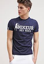 Мужская Футболка Boxeur Des Rues