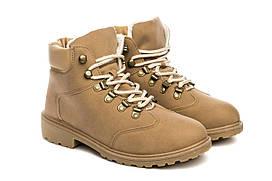 Ботинки женские G2G khaki 39 Хаки hubWOYi49173, КОД: 226274