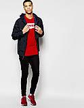Футболка Levis красная белый лого, фото 2
