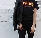Футболка Thrasher Magazine женская | Трешер Футболка, фото 2