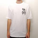 Футболка Палас | БИРКИ | Футболка PALACE finger чоловіча, фото 2
