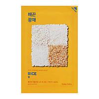 Тканевая маска для лица с экстрактом риса Holika Holika Pure Essence Mask Sheet - Rice 463491, КОД: 1572864