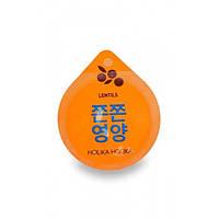 Капсульная ночная маска с лифтинг эффектом Holika Holika SuperFood Capsule Pack Firming Lentils 1, КОД: