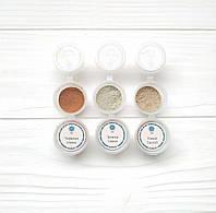 Глина НКМ Гассул набор пробников по 5 г Clay samplers 5 g each, КОД: 1402158