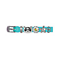 Браслет силиконовый Biojoux BJB001 Charms Bracelet MIX 1 Aqua 4665, КОД: 1796230
