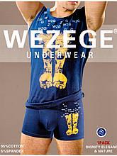 Комплект чоловічої нижньої білизни  Wezege 7095 в розмірі L