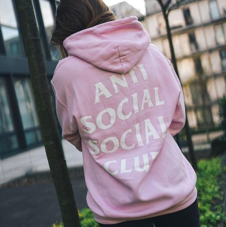 Худи ASSC Antisocial social club БИРКА | Толстовка АССК