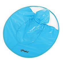 Дождевик для собак Hoopet HY-1555 S Blue 5295-18393, КОД: 2404359