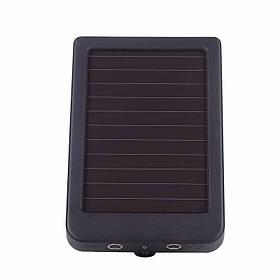 Солнечная зарядка с аккумулятором для фотоловушек и охотничьих камер Suntek с напряжением 9 Вольт, КОД: