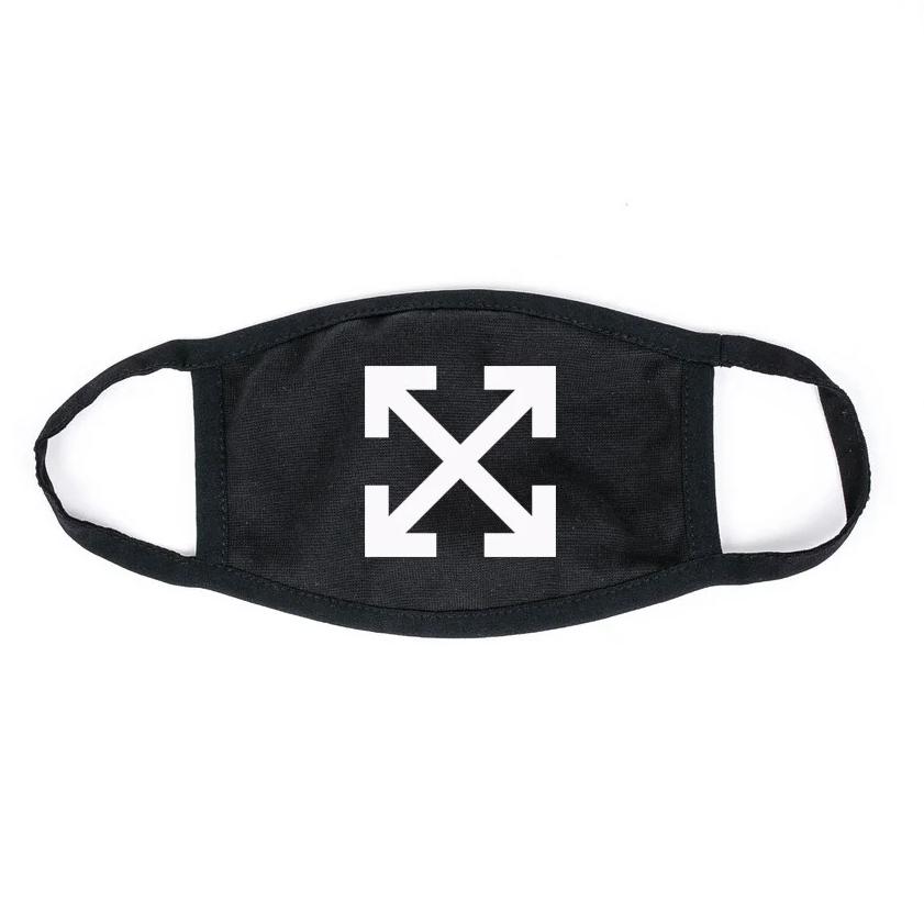 Маска OFF-WHITE Arrows unisex