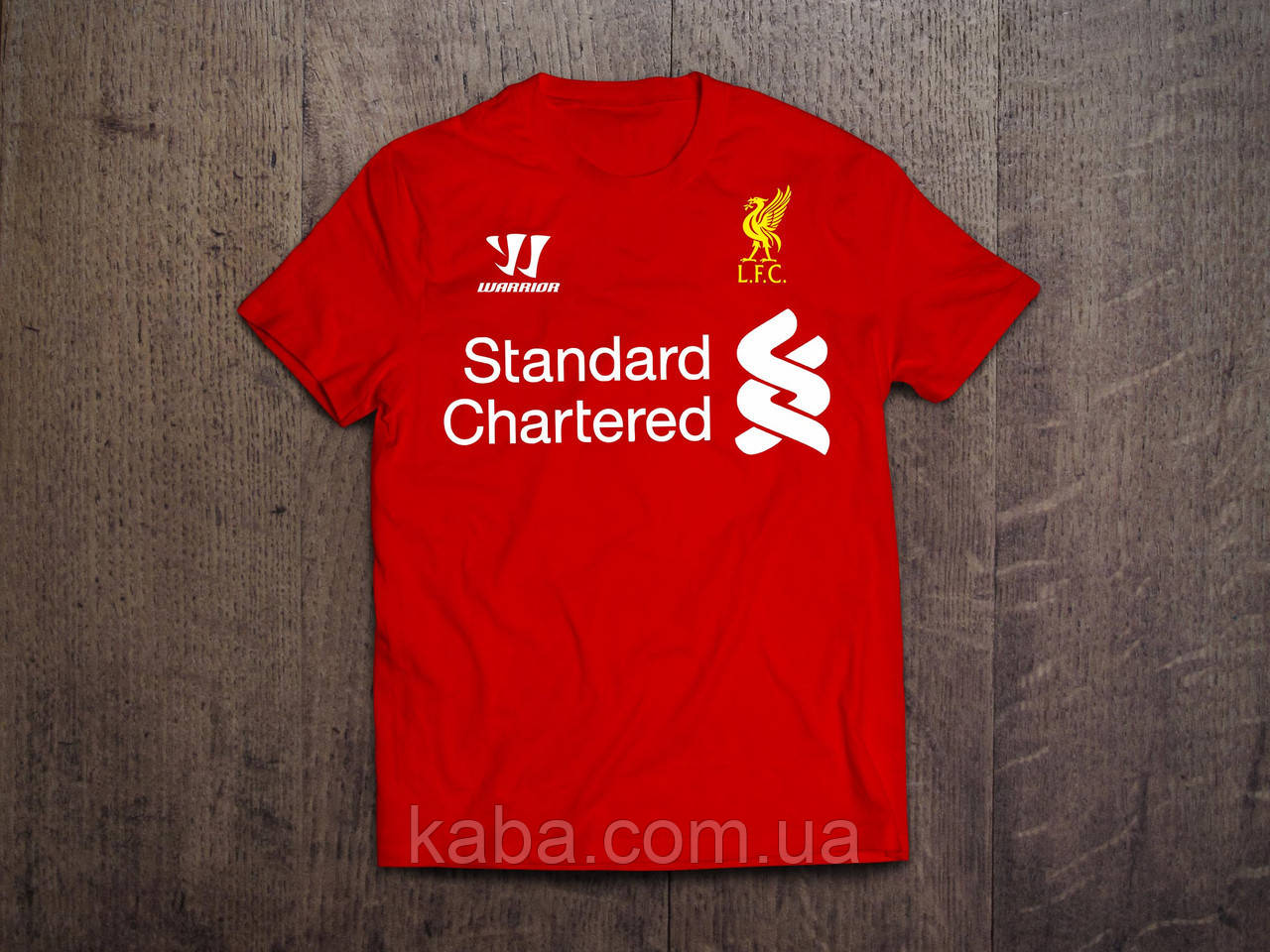 Клубна футболка Ліверпуль