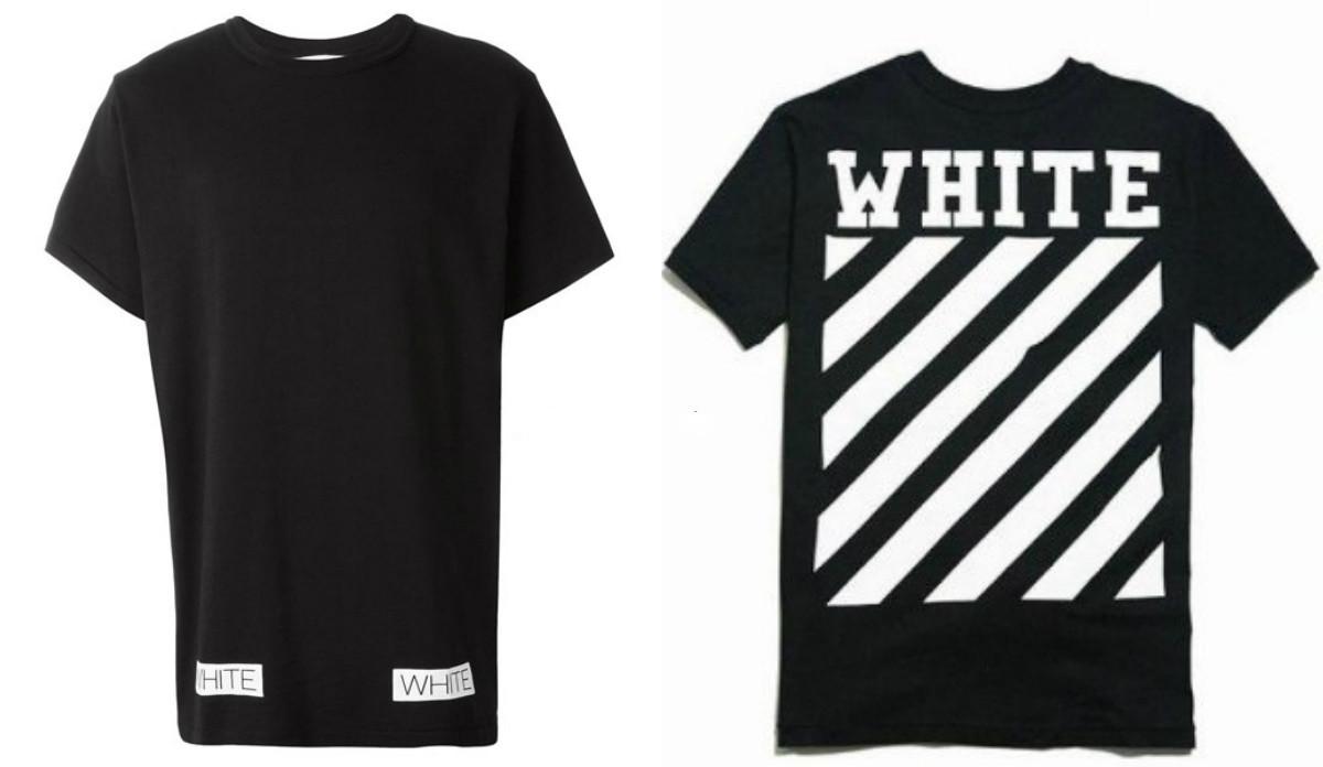 Футболка OFF WHITE черная с логотипом мужская,женская,детская