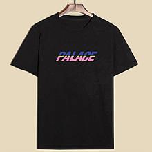 Футболка Палас PALACE | БІРКИ ( Чорна )