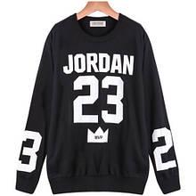 Світшот чорний чоловічий Jordan 23 MVP | Кофта Джордан 23