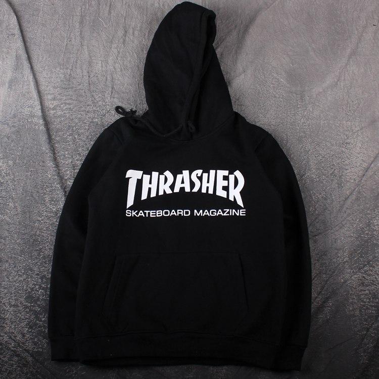 Худи Thrasher Flame | Толстовка Thrasher