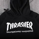 Худи Thrasher Flame | Толстовка Thrasher, фото 2