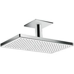 Rainmaker Select 460 Верхний душ 1jet, потолочное подсоединение 100 мм, белый/хром