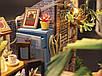 "3D Румбокс Кафе ""Coffee House"" DIY DollHouse, фото 3"